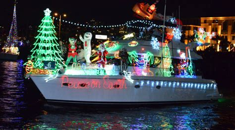 san diego boat parade of lights san diego bay parade of lights announces theme for 45th