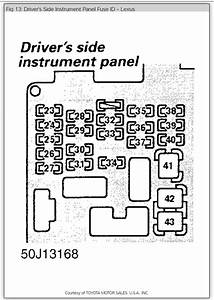 Fuse Diagram  Electrical Problem 6 Cyl Two Wheel Drive
