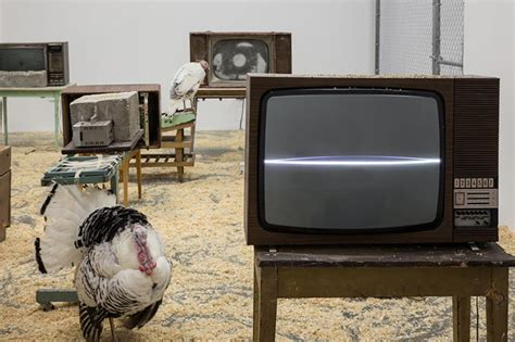 wolf vostell pioneer  happening  video art