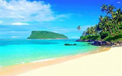 Beach Beaches Wallpapers Tropical