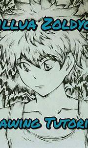 Killua Zoldyck Drawing Tutorial | Anime Amino