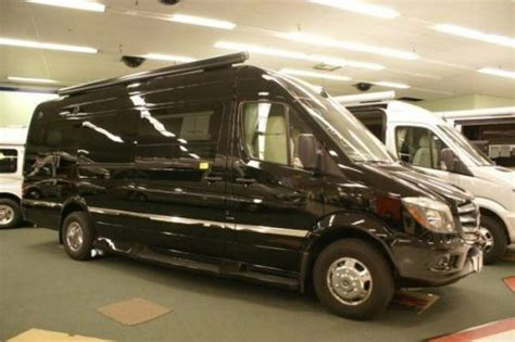 winnebago mercedes sprinter camper  sale  gilroy ca