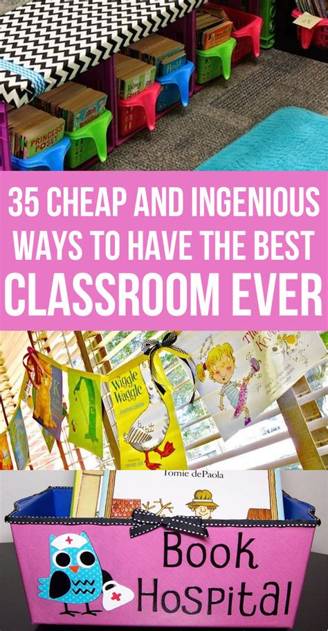 great classroom decorating ideas 35 cheap and ingenious ways to the best classroom