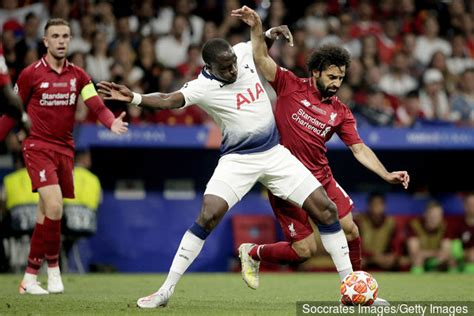 Spurs' Moussa Sissoko 'likes' video of Liverpool lifting ...