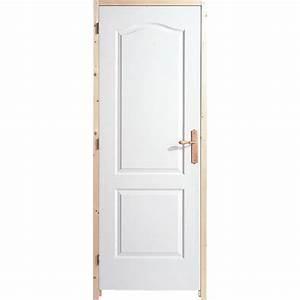 Bloc Porte 63 Cm : bloc porte poussant gauche ~ Melissatoandfro.com Idées de Décoration