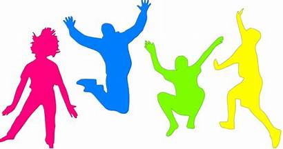 Clip Children Playing Physical Activity Clipart Transparent