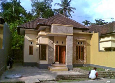 desain rumah minimalis  kampung desain rumah