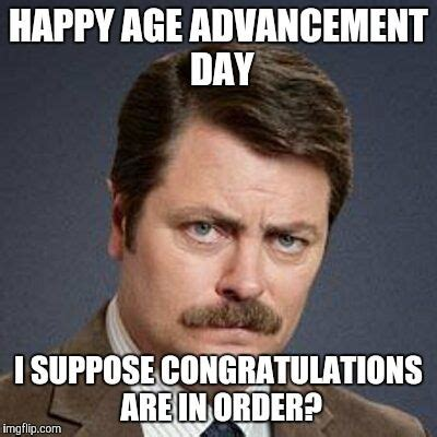 Swanson Meme Featured Swanson Happy Birthday Memes Birthday Memes