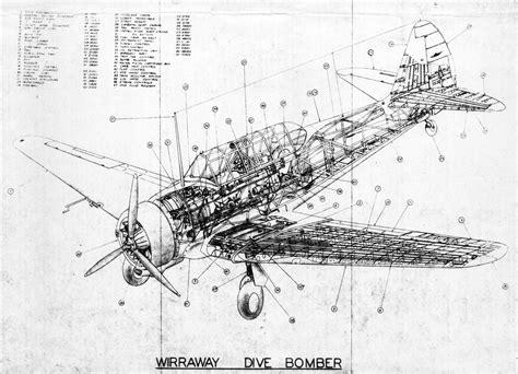 bureau dwg db design bureau cac wirraway technical information