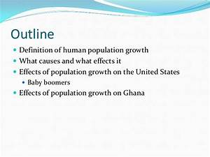 Human population growth melissa mathew