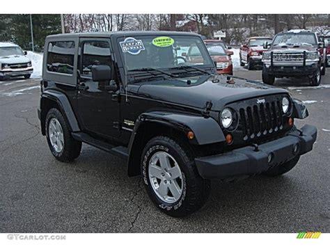 jeep sahara black 2007 black jeep wrangler sahara 4x4 41743525 gtcarlot