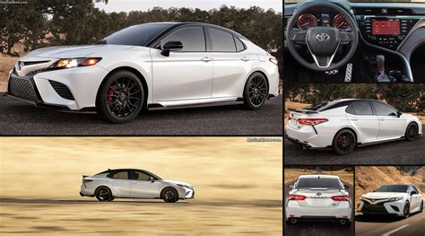 toyota camry 2020 toyota camry trd 2020 pictures information specs