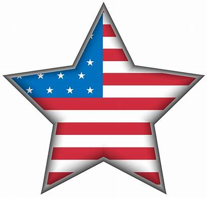Usa Clip Clipart Flag United Transparent States