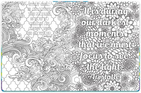 coloring book    smile  feel inspired