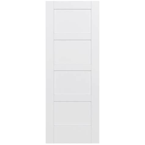 home depot jeld wen interior doors jeld wen 32 in x 80 in moda primed pmp1044 solid