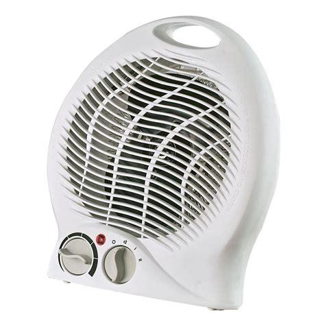 home depot heater fan optimus 750 watt to 1500 watt portable fan heater with