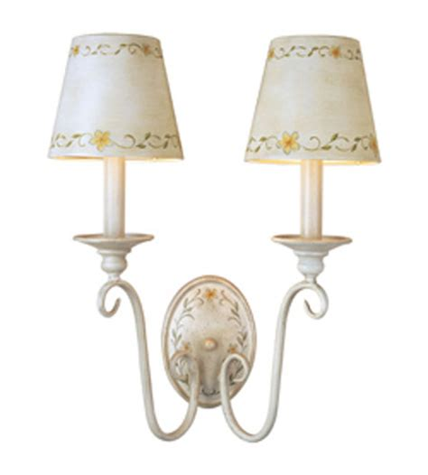 maxim lighting country wall sconce in floral