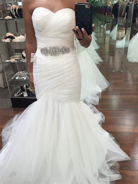 mori lee mori lee  size  wedding dress oncewedcom