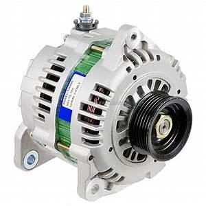 1999 Infiniti I30 Alternator 3 0l Engine
