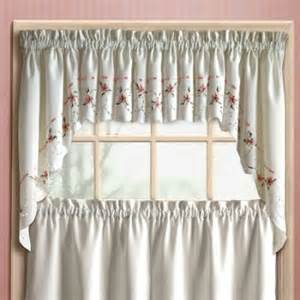 united curtain rachael kitchen valance walmart com