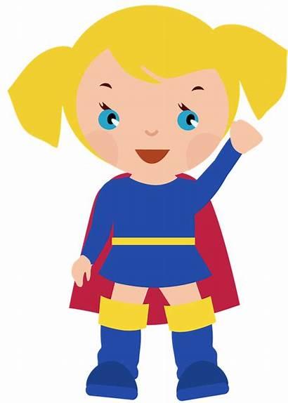 Superhero Clipart Hero Super Clip Clipground Female