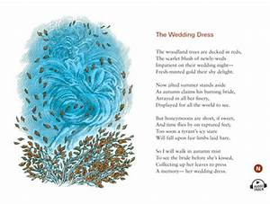 rabia iqbal rabi beautiful poem the wedding dress With wedding dress poem