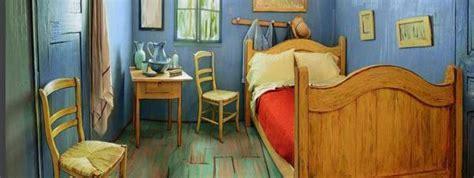 tableau de gogh la chambre la quot chambre de gogh quot est devenue réalité il est même