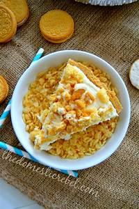 Rice Krispy Treat Oreo Marshmallow Cheesecake {No-Bake ...