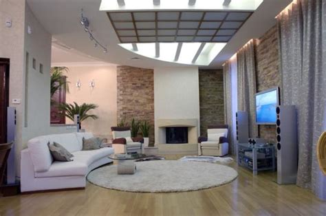 modern living room designs  stylish curved sofas