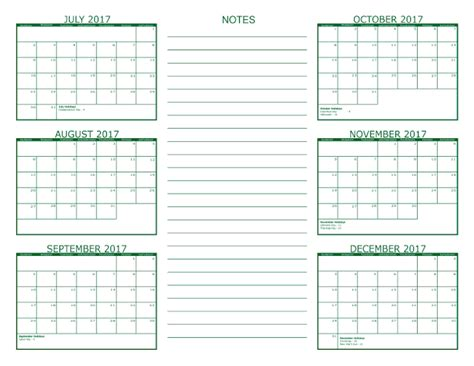 Three Month Calendar Template Trove by July August September 2017 Three Months Printable Calendar