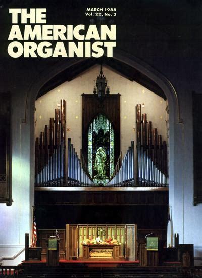 Buzard Opus 5danville Illinois Buzard Organs