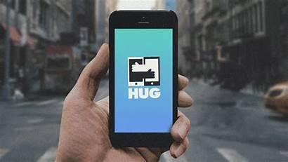 Hug Digital Innovate Emoji Animated Expressions Tech