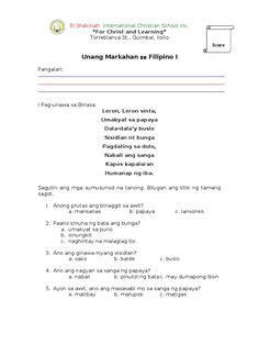 filipino  worksheet magkatugma saferbrowser yahoo image