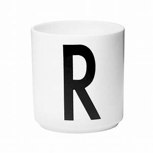 design letters porcelain cup r iwoot With porcelain letters