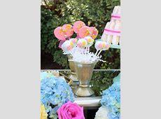 Kara's Party Ideas Garden Party Baby Shower Kara's Party