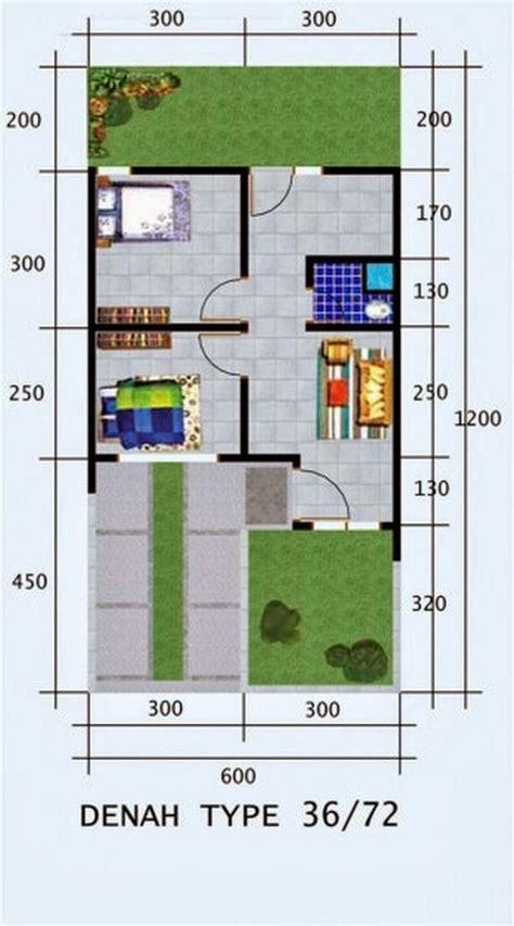 contoh gambar desain rumah minimalis type  terbaru rumah