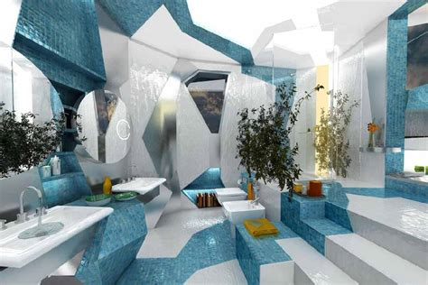the future of bathroom design and innovation interior