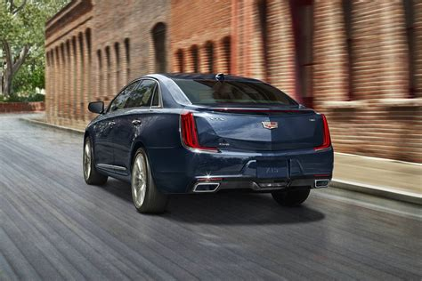 2018 Cadillac Xts Pricing  For Sale Edmunds