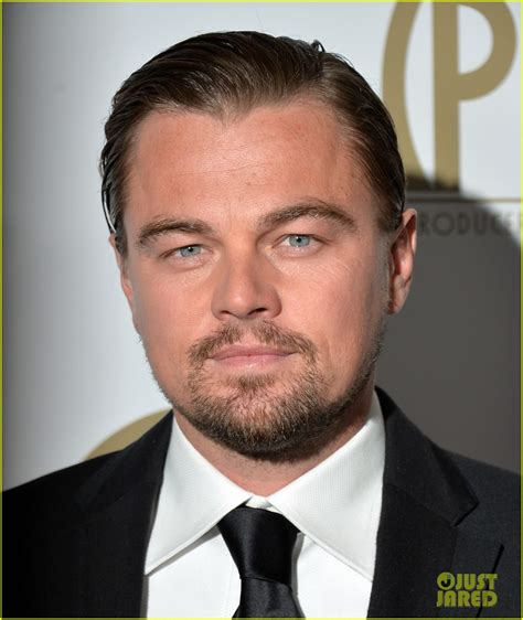 Leonardo Dicaprio Producers Guild Awards 2014 Photo