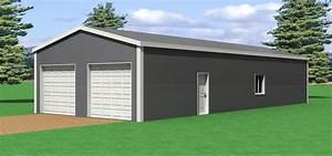 30 x 40 detached garage 2017 2018 best cars reviews With armada pole barns