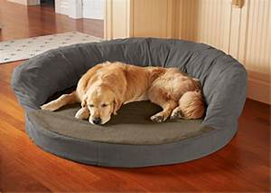 bolster dog bed replacement covers bolster dog beds for With covered dog beds for large dogs