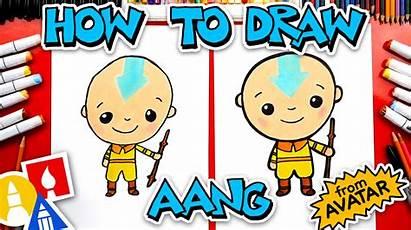 Avatar Aang Draw Airbender Last Hub