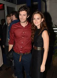 Leighton Meester and Adam Brody Are Married! | Cambio