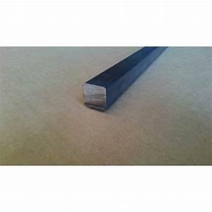 Barre Acier Rond Plein : carr acier noir plein ~ Dailycaller-alerts.com Idées de Décoration