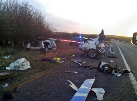 Two Escape Serious Injury On Christmas