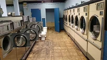 Bubble Laundromat Soap Chris Landlord Sues Overflow