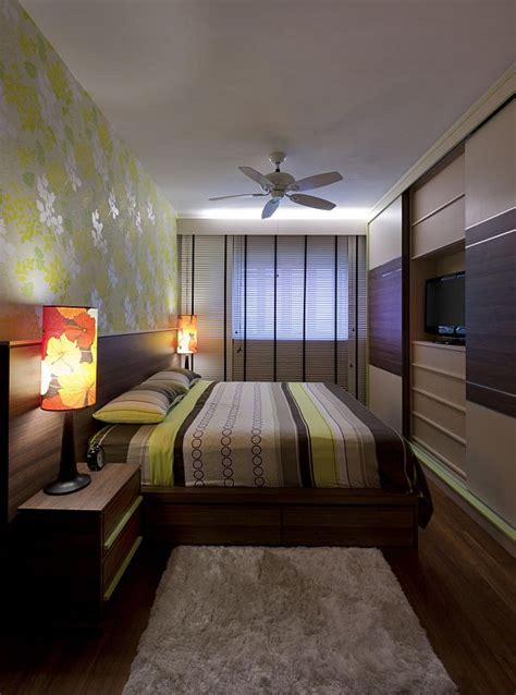 Narrow Bedroom Design Ideas by How To Decorate A And Narrow Bedroom