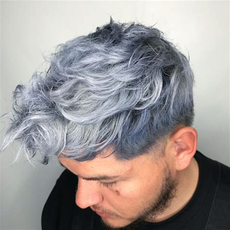 29 Coolest Mens Hair Color Ideas In 2019
