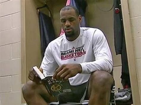 Famous Professional Athletes Read Books