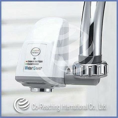 Taiwan Water Saver, auto faucet, auto spout, auto tap